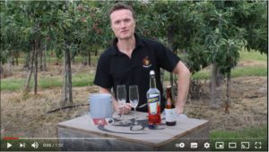 Aperol Britz Cocktail Video Guide